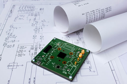 Circuit Board Schematic