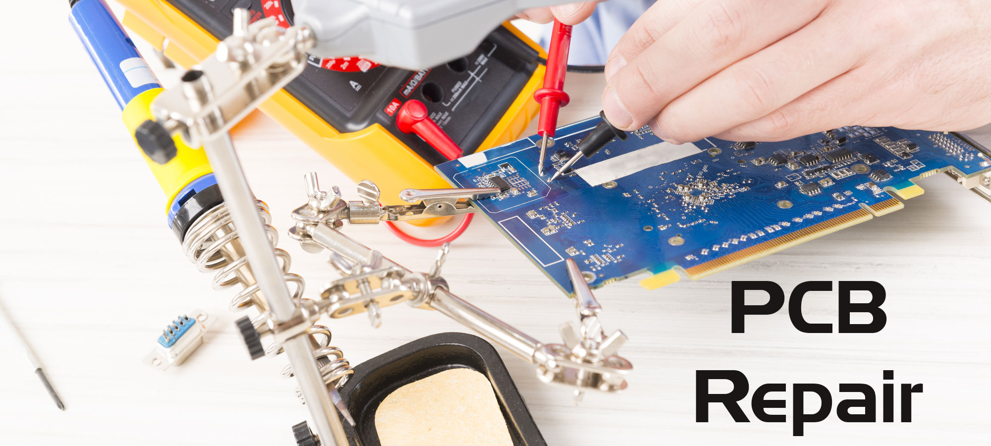Electronic Tech Inc Printed Circuit Board Pcb Assembly 1 Repair And Rework Services